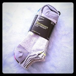 Women's Nike No Show Performance Lightweight Socks